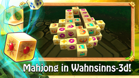 Mahjong Fairy Tiles iOS