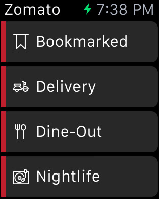 Zomato - Food & Restaurant Finder Screenshot