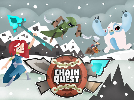 Chain Quest iOS Screenshots