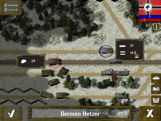 Screenshot 1 Tank Battle: 1945