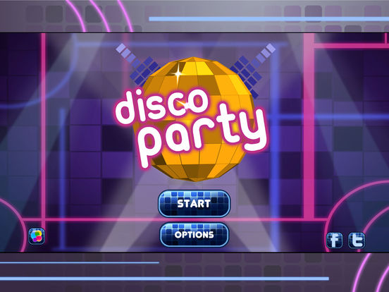 Disco Party iOS Screenshots