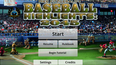 Baseball Highlights 2045 iOS Screenshots