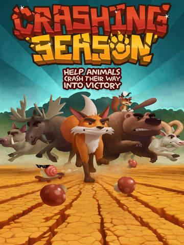 Crashing Season iOS Screenshots