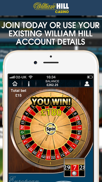 free slot machines william hill