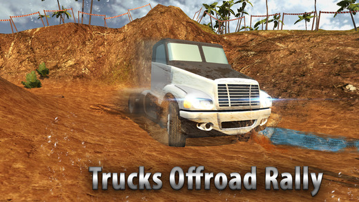 Truck Offroad Rally 3D Full - Be offroad driver! Screenshots