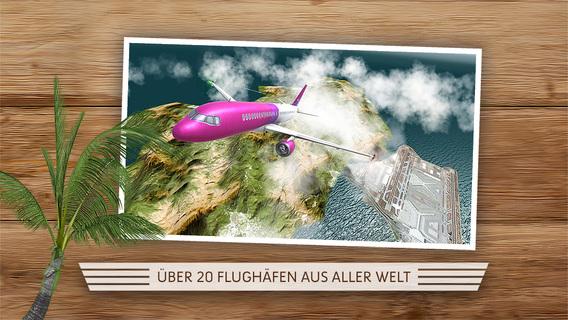 Take Off - The Flight Simulator iOS