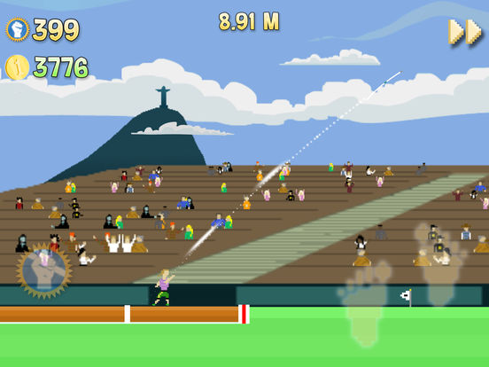 Javelin Masters 3 iOS Screenshots