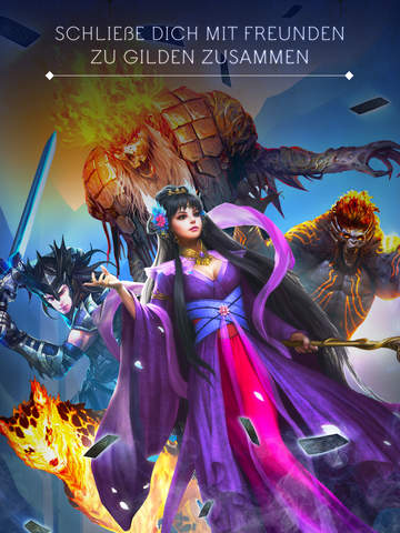 Deckstorm: Duel of Guardians iPhone iPad