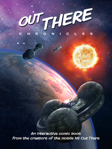 Out There Chronicles - Ep. 1 iOS Screenshots