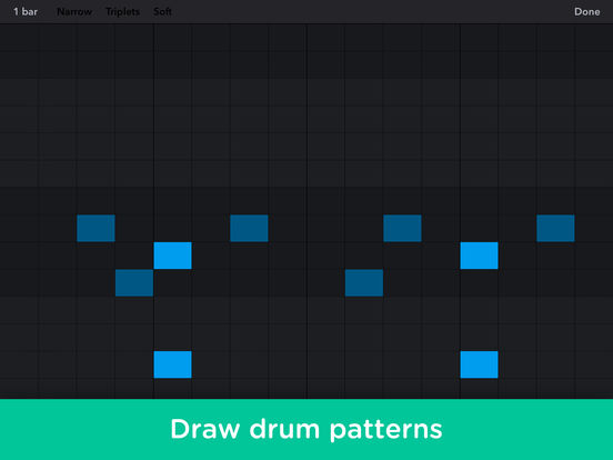 Auxy Classic - Simple Beat Maker Screenshot