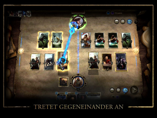 Screenshot 2 The Elder Scrolls: Legends - Heroes of Skyrim