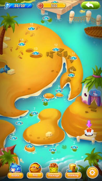Seawater Dash Mania HD - crazy pearl digger