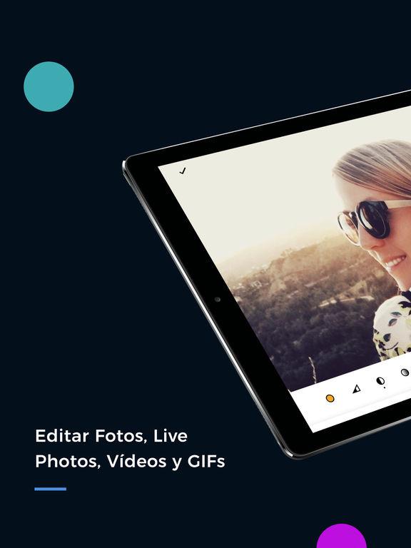 infltr - Filtros Infinitos Screenshot