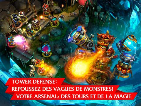 Defenders: Tower Defense Origins iPad