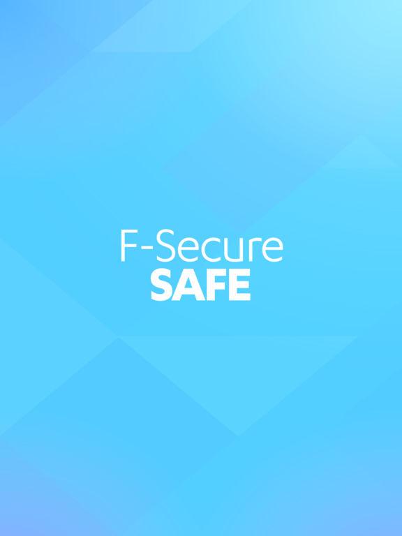 F-Secure SAFE Screenshot