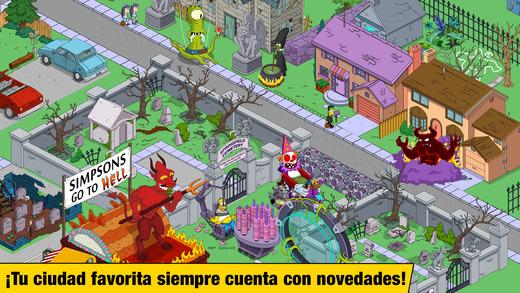 Los Simpson™: Springfield Screenshot