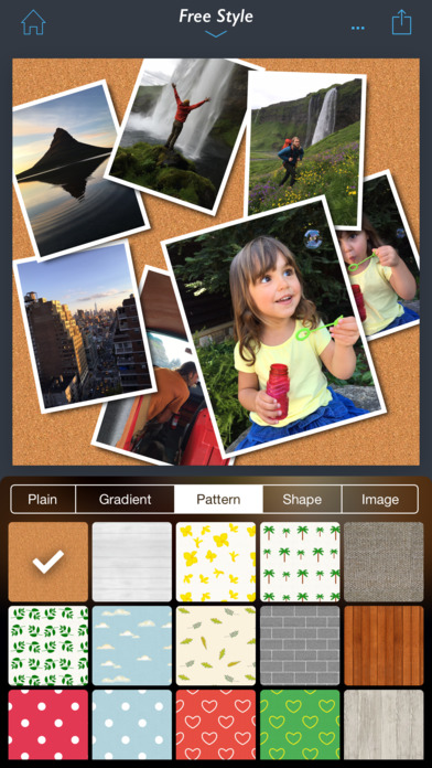 insta layout   collage maker for instagram   appzoo dk