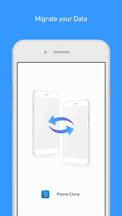 Phone Clone - Migrate your Data Screenshot