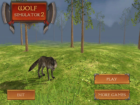 3D Wolf Simulator 2 - Fantastic Hunting Screenshots