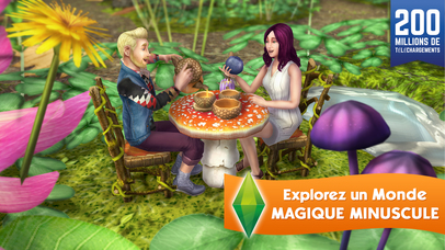Les Sims Freeplay sur iPad-capture-1