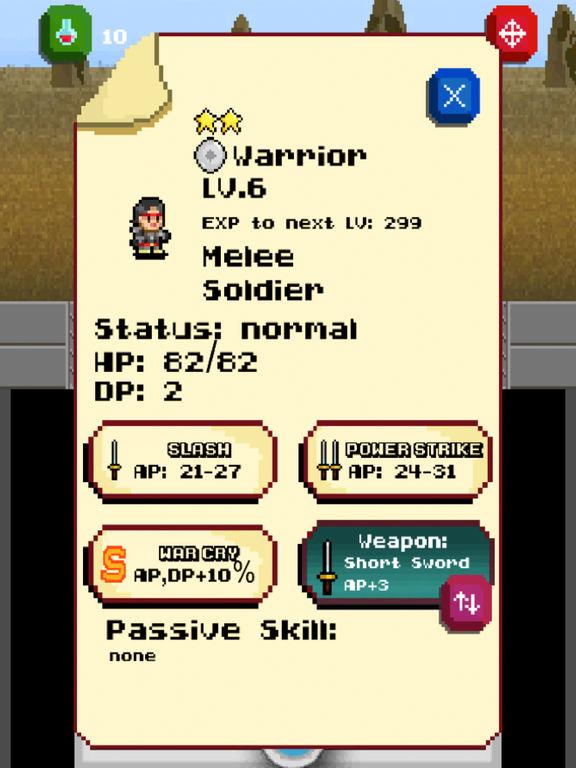 Random Knights - the Adamant Destiny Screenshots