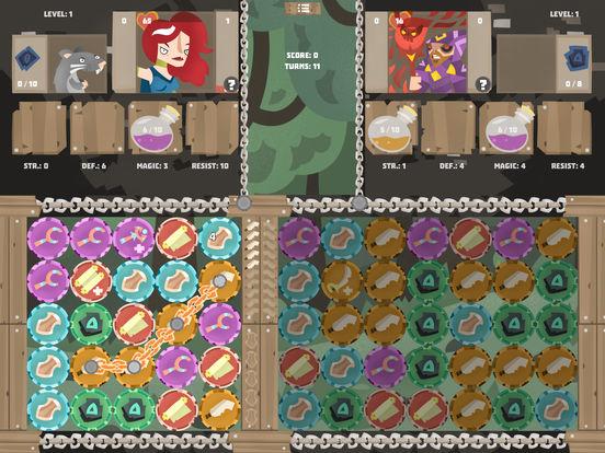 Screenshot 2 Chain Quest