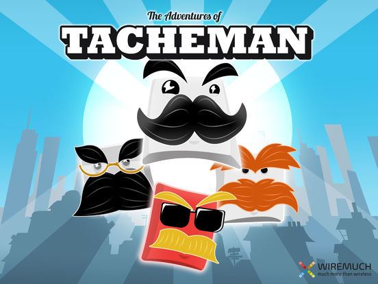 The Adventures of Tacheman Screenshots