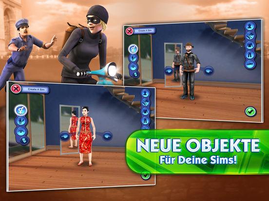 Screenshot 2 Die Sims 3 Reiseabenteuer