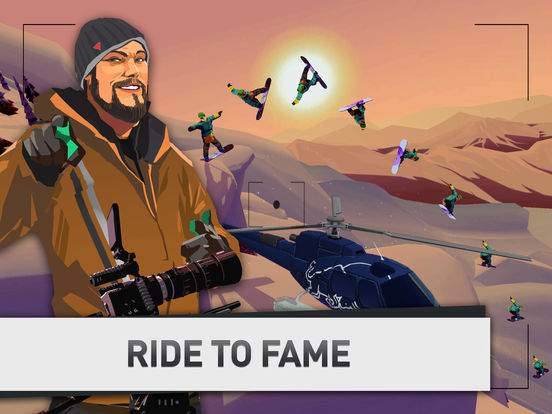 Snowboarding The Fourth Phase Screenshot
