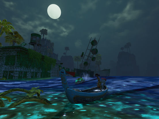 Screenshot 4 Submerged: Miku and the Sunken City