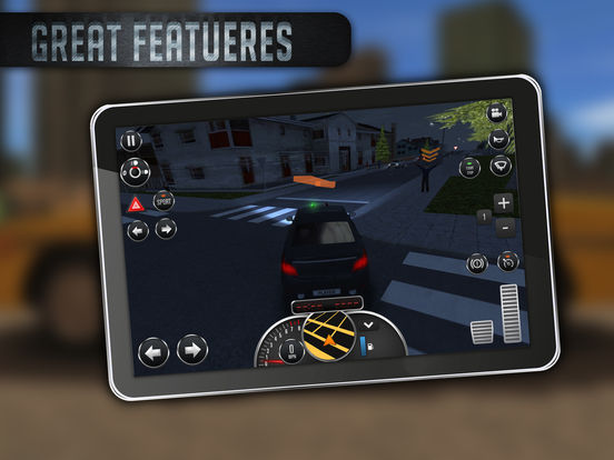 Screenshot 5 Taxi Sim 2016