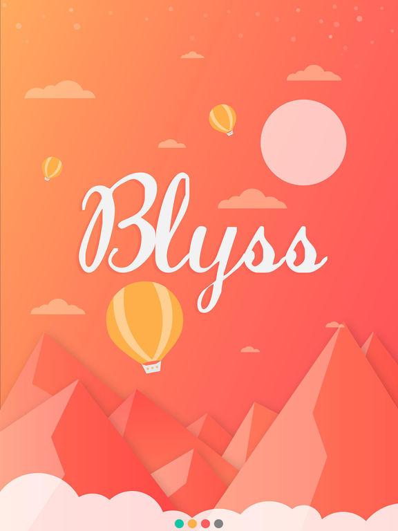 Blyss Screenshot