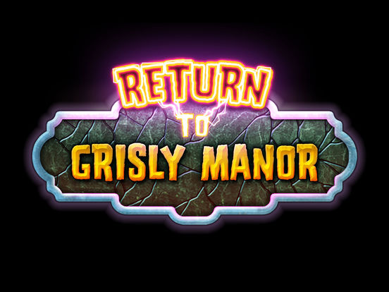 Return to Grisly Manor iOS Screenshots