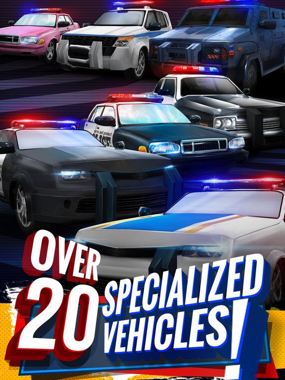 Cops - On Patrol Screenshot