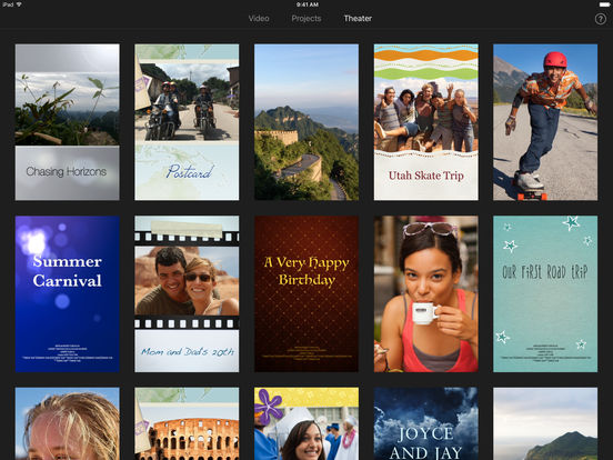 iPad-skärmavbild 4