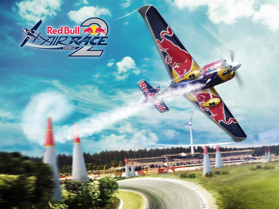 Red Bull Air Race 2 iOS Screenshots
