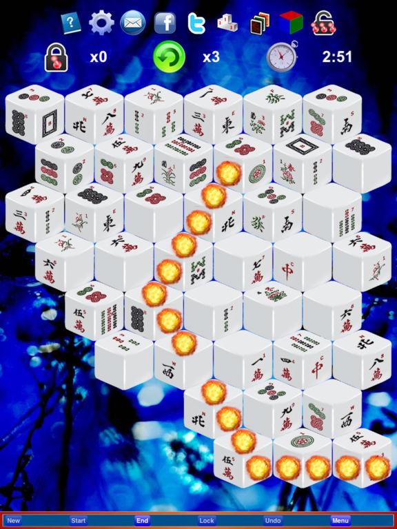 mahjong 3d solitaire un jeu de cerveau dans l app store. Black Bedroom Furniture Sets. Home Design Ideas
