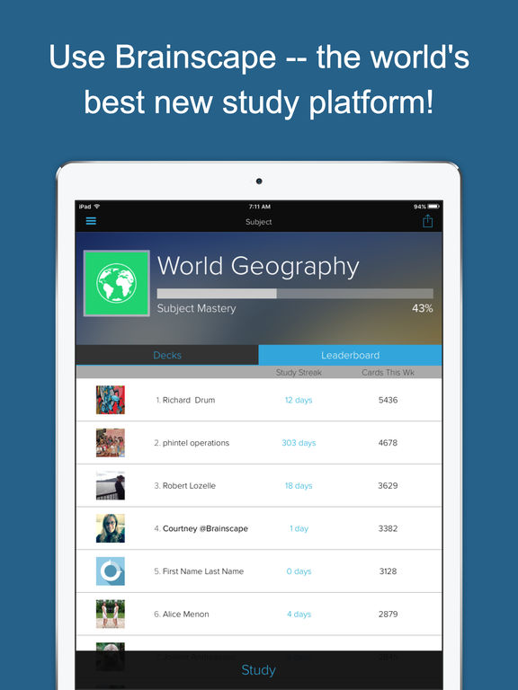 Learn World Geography Screenshot