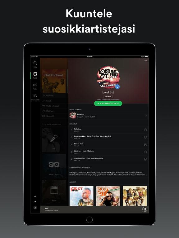 iPad-näyttökuva 2
