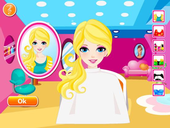 Kostenlose Mädchen Friseur Spiele