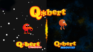 Q*bert Rebooted iOS Screenshots