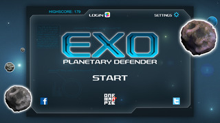 EXO - Planetary Defender iOS Screenshots