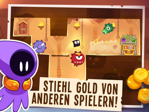 King of Thieves iOS Screenshots