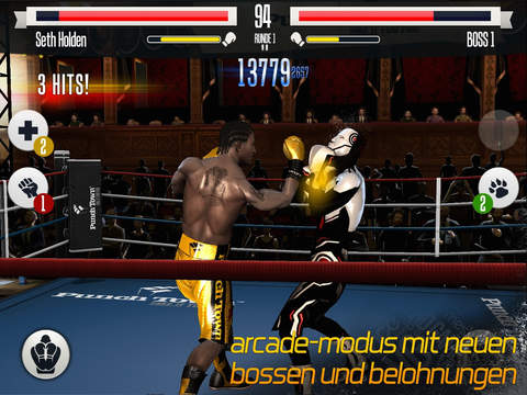 Screenshot 4 Real Boxing