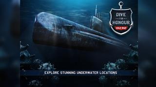 Dive for Honour: Cold War iOS Screenshots