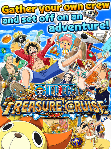 One Piece Treasure Cruise iOS