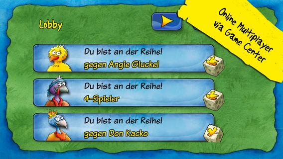 Heckmeck am Bratwurmeck - das Würfelspiel von Reiner Knizia iOS
