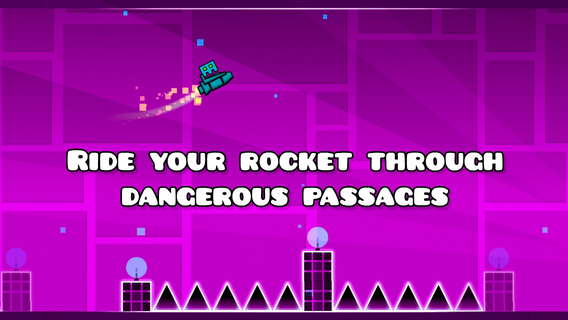 Screenshot 3 Geometry Dash