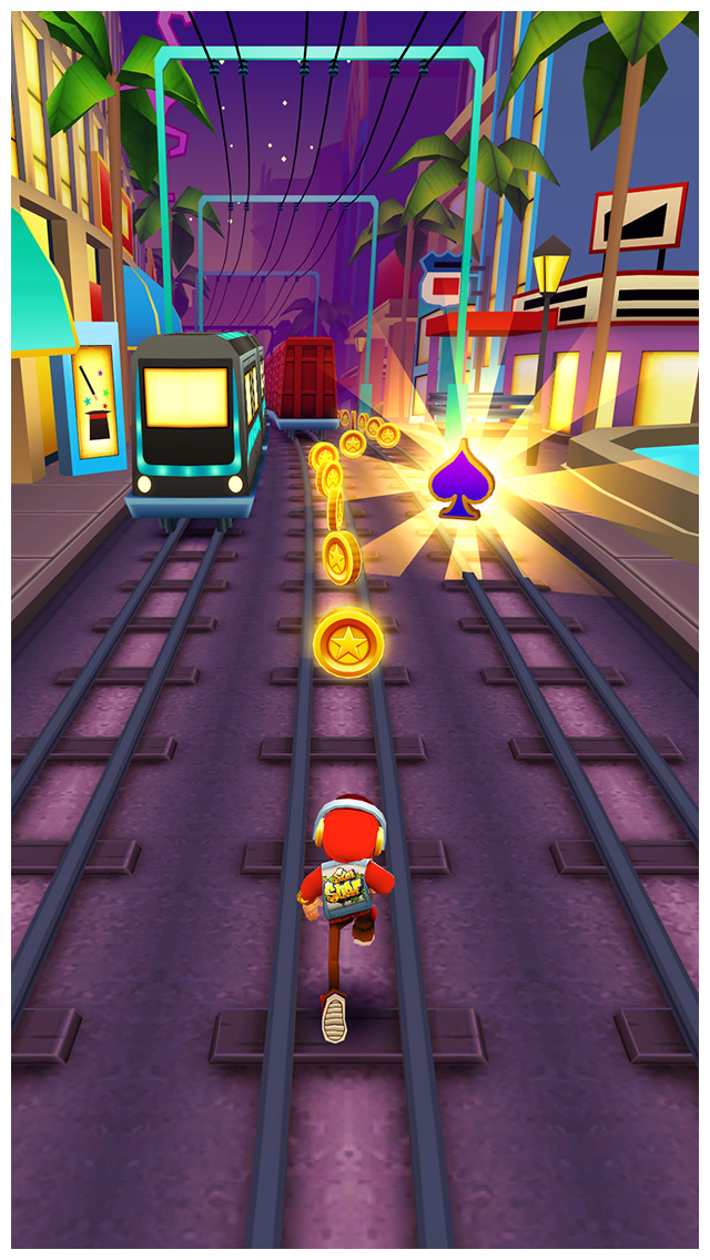 Screenshot 2 Subway Surfers