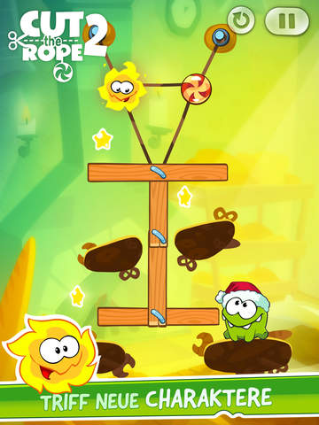Cut the Rope 2 iPhone iPad